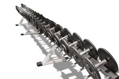 Håndvægte 10 – 32,5 kg